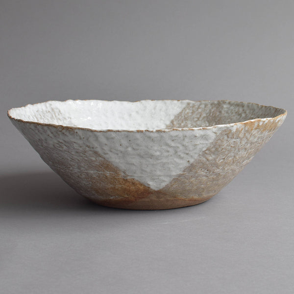 Hand Moulded Serving Bowl, XL