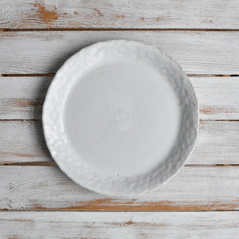 Hand Moulded Side Plate