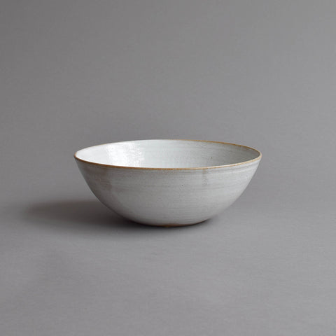 Hand Thrown Soup Bowl