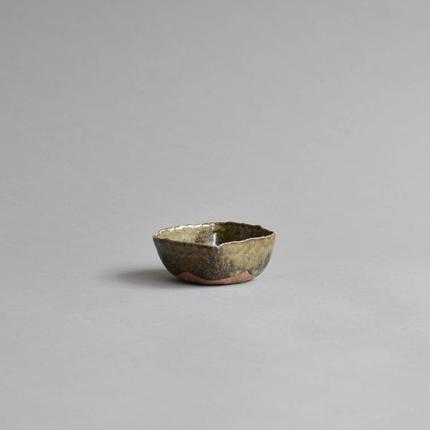 Square Bowl, Small Green