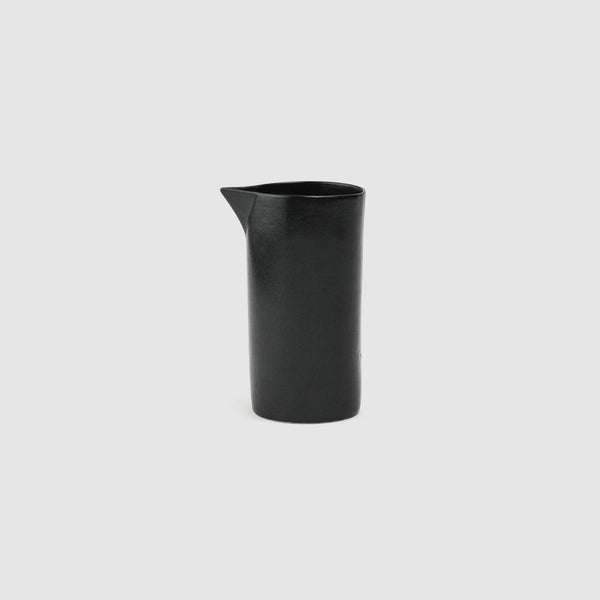 Small Jug Matt Black - Nom Living