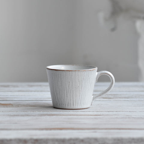 Fluted Forest Coffee Mug