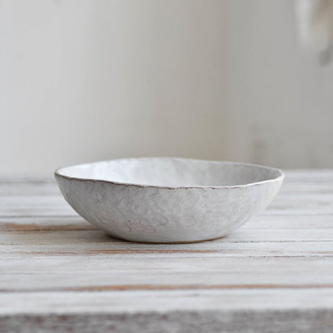 Hand Moulded Pasta Bowl