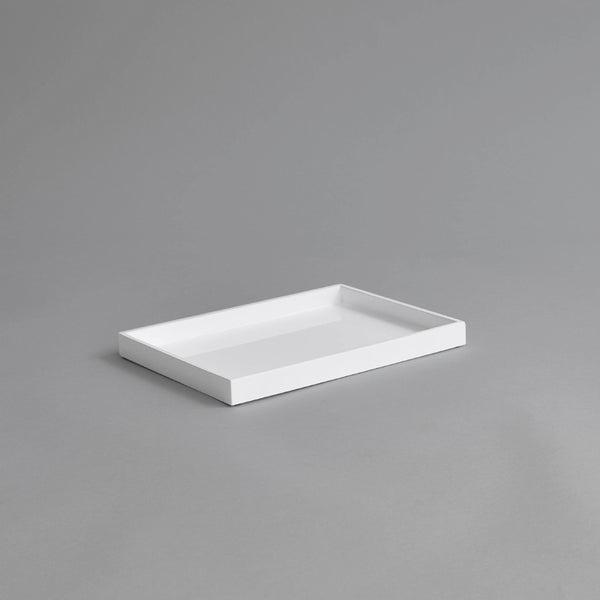 Vanity Tray, White - Nom Living