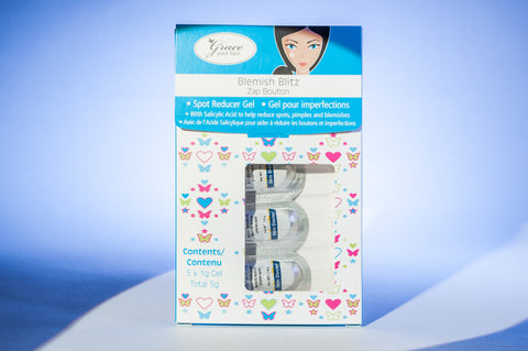 Grace Your Face - Blemish Blitz Spot Reducer - Amirose London