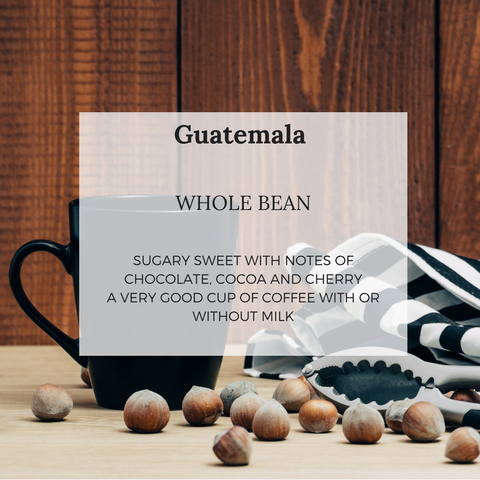 Guatemala - Well Roasted Coffee