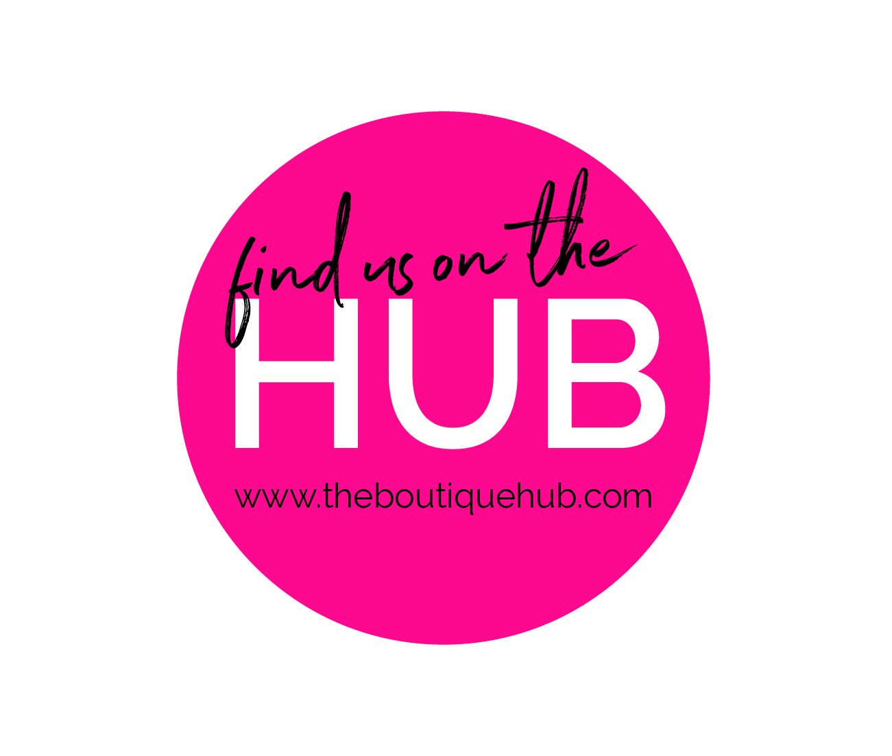 Proud Member of The Boutique Hub