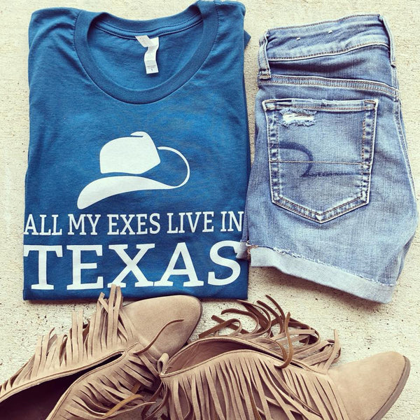 All My Exes Live In Texas | Short Sleeve