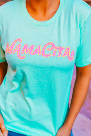 MAMACITA | Short Sleeve | Mint