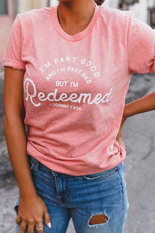 Redeemed | Sunset | Short Sleeve