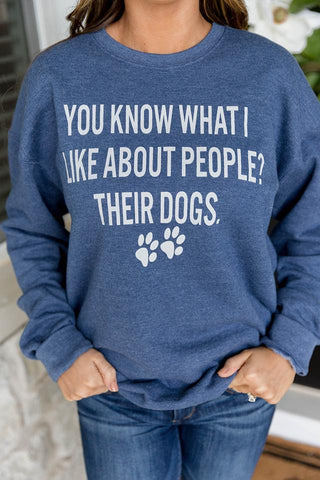 Their Dogs | Long Sleeve | Fleece
