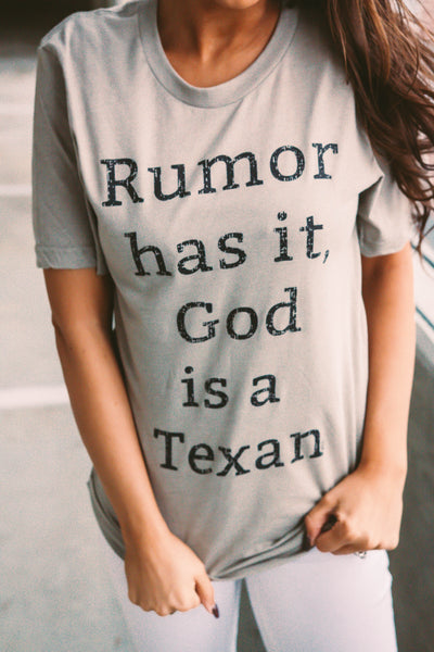 Rumor Has It | Short Sleeve