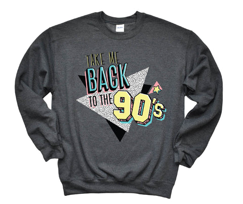 Take Me Back to the 90's  | Fleece