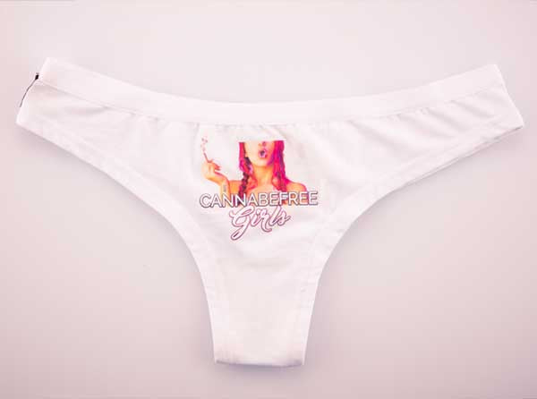 CANNABEFREEGIRLS OFFICIAL PANTIES