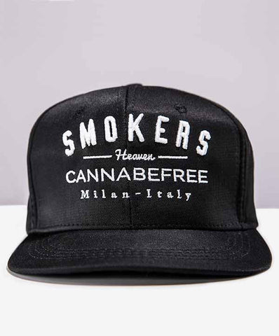 SNAPBACK CAP SMOKERS HEAVEN