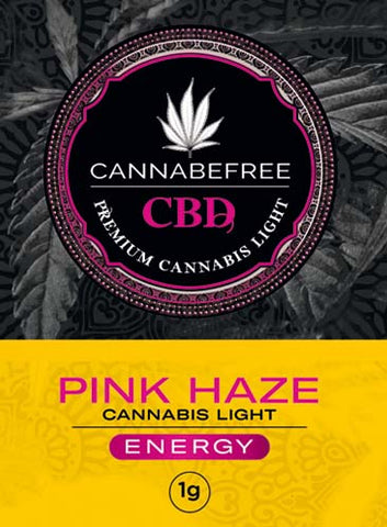 Pink Haze Cannabis Light