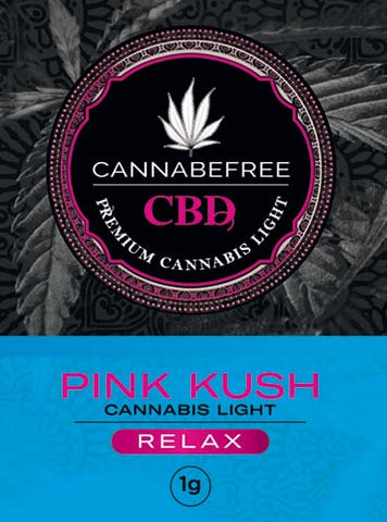 Pink Kush Cannabis Light