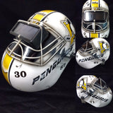 Pittsburgh Penguins Hockey Mask WELDING Helmet