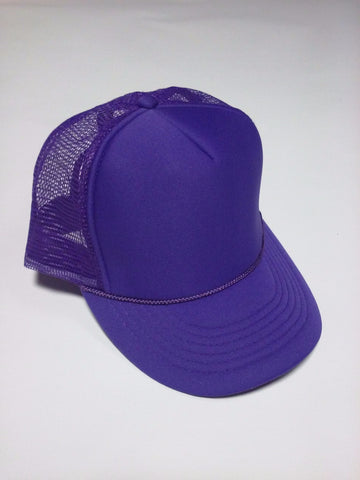 OTTO BRAND Trucker Hat Purple - Perfection Airbrushing