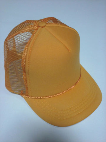 OTTO BRAND Trucker Hat Yellow - Perfection Airbrushing