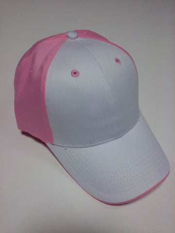 OTTO BRAND COTTON TWILL FLIPPED EDGE VISOR LOW PROFILE STYLE CAP - Perfection Airbrushing