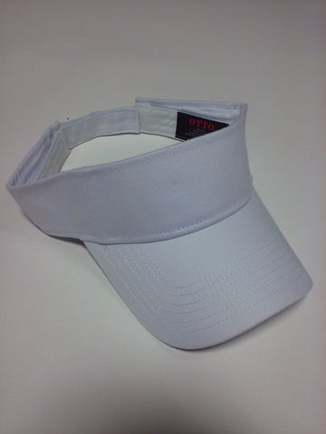 OTTO BRAND COTTON TWILL SUN VISORS - Perfection Airbrushing