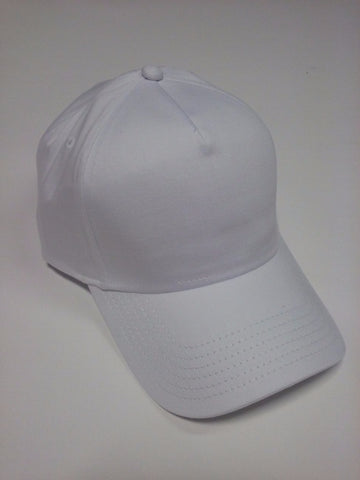 OTTO BRAND COTTON TWILL FIVE PANEL LOW PROFILE STYLE CAPS - Perfection Airbrushing