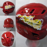 """The Flash"" Batting Helmet Youth or Adult"