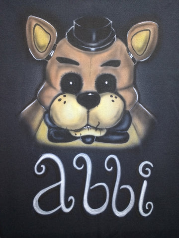 """FREDDY"" Five Nights at Freddy's T-Shirt or Hoodie"