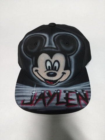 Mickey Mouse Hat YOUth age 1-6 - Perfection Airbrushing