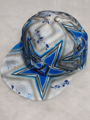 Dallas Cowboys OttoFlexfit hat - Perfection Airbrushing