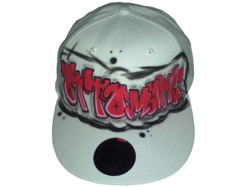 Graffiti Name Design hat - Perfection Airbrushing