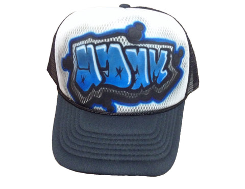 Custom GRAFFITI, Hip Hop Dance hat