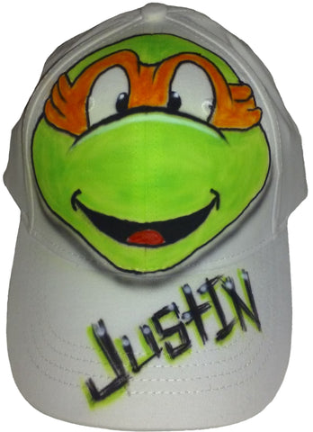 Ninja Turtle Hat YOUth - Perfection Airbrushing