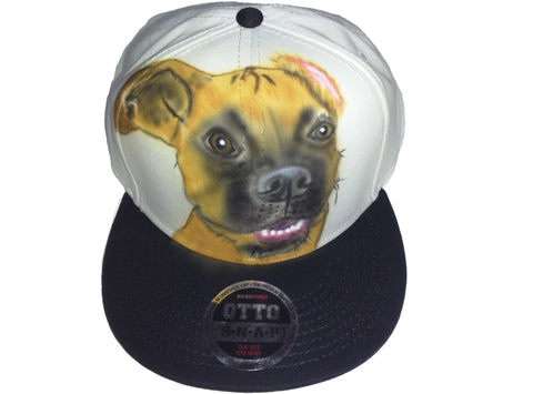 PET PORTRAIT hat - Perfection Airbrushing
