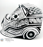 Polynesian Tribal ESAB Sentinel A50 WELDING Helmet - Perfection Airbrushing