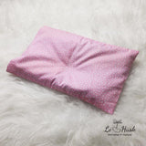 Le Husk Bean Sprout Husk Anti Flat Head Pillow - Twinkle Pink Anti Flat Head Pillow,Pillow