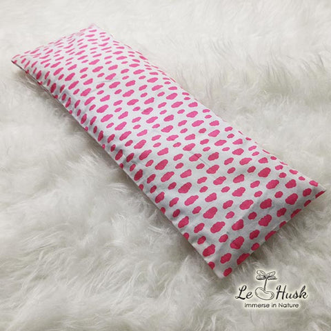 Pink Cloud Baby Pillow