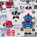 Machine & Robots Pillow