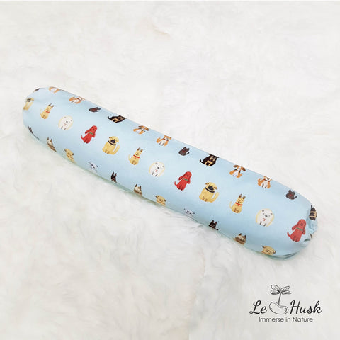 Puppy Blue Baby Bolster (Korea Import)