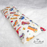 Tossed Truck & Cars Pillow (USA Import)
