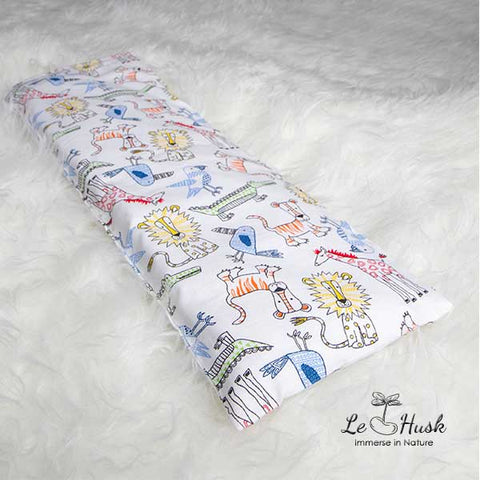 Child Play Zoological Baby Pillow (USA Import)
