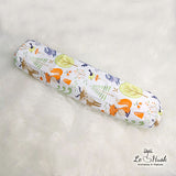 Le Husk Bean Sprout Husk Baby Bolster - Fun with animals Baby Bolster,Bolster