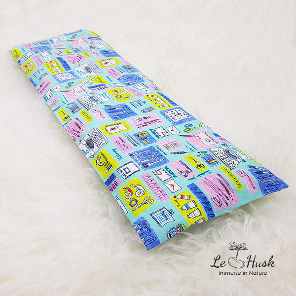 Colorful Stationery Baby Pillow
