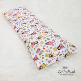Le Husk Bean Sprout Husk Baby Pillow - Japanese Dolls Baby Pillow,Pillow / Small