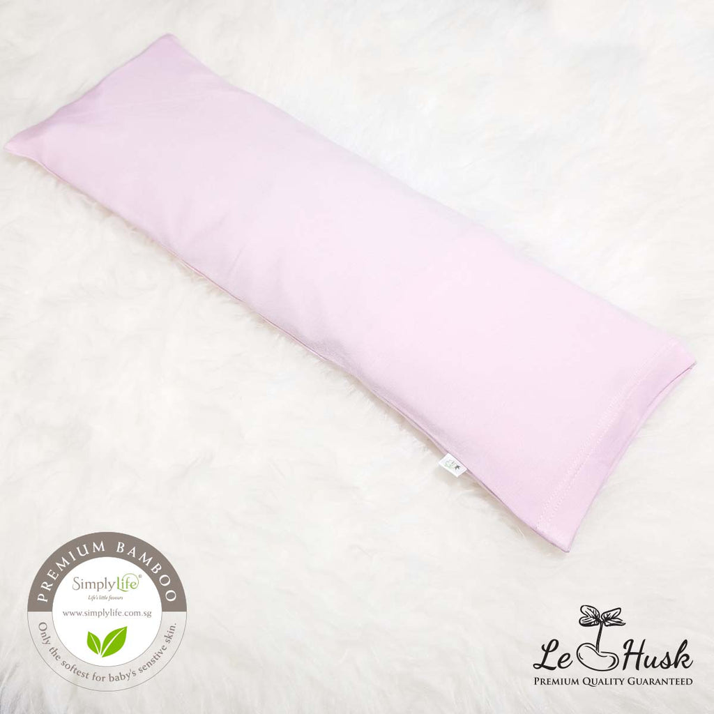 Simply Life X Le Husk Baby Pillow - Pink