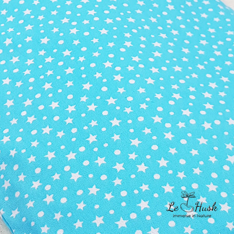 Twinkle Blue Baby Pillow