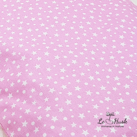 Twinkle Pink Baby Bolster