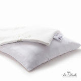 Le Husk Bean Sprout Husk Ergonomic Pillow - Ergonomic Beansprout Husk Pillow,One Size Only