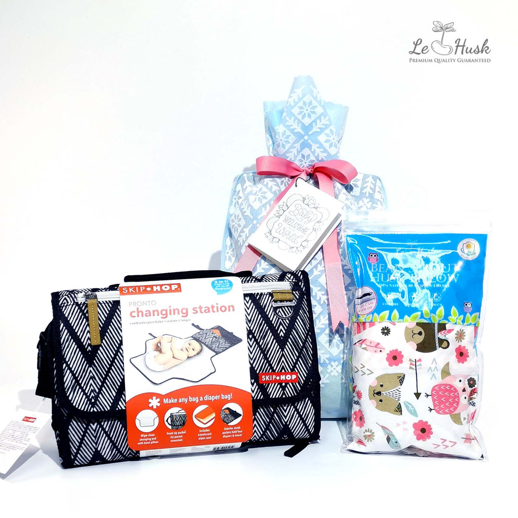 Pronto Changing Station Gift Bag - Girl